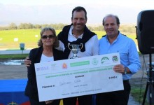 Santi Luna redondea su palmarés con el triunfo en el Campeonato de España de Profesionales Senior