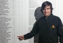 El andaluz Ángel Hidalgo es el primer líder en la Copa Baleares que tiene lugar en Pula Golf