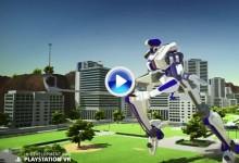 La Playstation Experience da luz verde a 100ft Robot Golf, nuevo videojuego de PS4 2016 (VÍDEO)