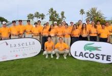 La asturiana Elena Arias y el catalán David Puig se proclaman campeones Lacoste Promesas 2015