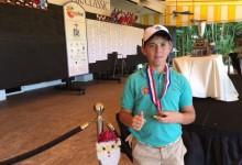 3 españoles finalizan en el Top 10 del Doral Publix Junior Classic en la categoría de 13 años y menores