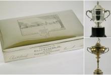 Los 400.000 $ recogidos en una subasta por los trofeos de Billy Casper se destinarán a la caridad