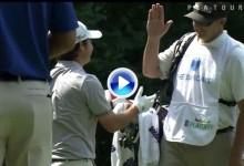 Los mejores golpes del año en el PGA Tour (nº10): Hoyo en Uno de Harman en el Barclays (VÍDEO)