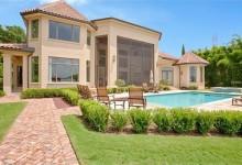 Bubba Watson pone a la venta la casa de Orlando, anteriormente de Tiger, por una suma de 5,6M$