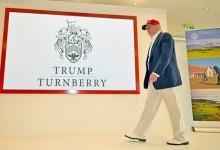Escocia tendrá una ley que impedirá a Trump beneficiarse de las desgravaciones por Turnberry