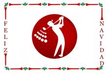 El equipo de OpenGolf les desea ¡¡Feliz Navidad!!