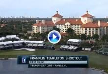 Franklin Templeton (Florida): Resumen de los golpes destacados en su primera jornada (VÍDEO)