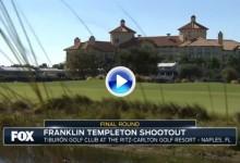 Franklin Templeton Shoot. (Florida): Resumen del triunfo de Jason Dufner y Brandt Snedeker (VÍDEO)