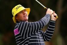"""El PGA reconoce la """"valentía"""" de Lyle en su lucha contra la leucemia y le entrega el Premio Coraje"""