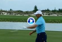 Las grandes estrellas también fallan. Los peores golpes del World Challenge de Tiger, aquí (VÍDEO)