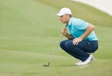 """Jordan Spieth asegura que se siente """"preparado"""" para disputar el Masters a tres meses de su inicio"""