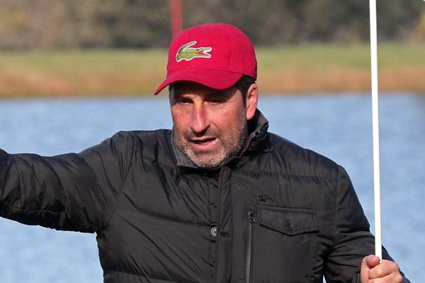 José María Olazábal. Foto: Jorge Andréu