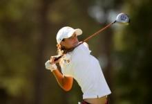 Marta Sanz se queda a las puertas de conseguir la tarjeta LPGA. Obtiene la del Symetra Tour