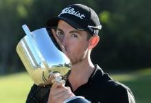 Nathan Holman gana en casa el Australian PGA. Borja Virto logra su mejor resultado en el Tour
