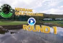 NedBank Golf Challenge (Sun City): Resumen de los golpes destacados en su primera jornada (VÍDEO)