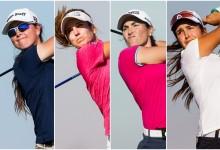 Iturrioz, Jiménez, Alonso y Ras-Anderica obtienen la tarjeta del Circuito Europeo Femenino para 2016