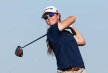 Nuria Iturrioz firma el 2º mejor resultado del día. Otras 7 españolas superan el corte en Marrakech