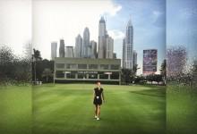 Paige Spiranac, la Kournikova del golf, hará su debut profesional esta semana en Dubai