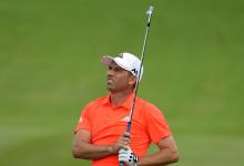 El español Sergio García peleará por un nuevo título en el Asian Tour en apenas siete días