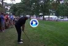 Los mejores golpes del año en el PGA Tour (nº9): Lowry dio el golpe de su vida en Akron (VÍDEO)