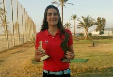 La alicantina Aitana Hernández se proclama campeona absoluta de Pitch & Putt de la CV