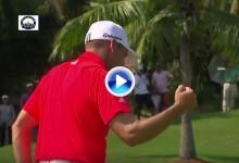 Thailand Golf (3ªJ): García quiere cerrar el año con otro título (VÍDEO Resumen Golpes Destacados)