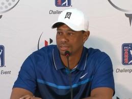 """Tiger pide paciencia a los fans: """"Dejadme jugar este evento y veré qué puedo o no puedo hacer"""""""