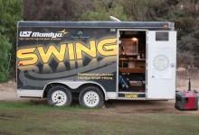 Un usuario de Ebay pone a la venta un camión con taller de palos de golf por 33.000 dólares