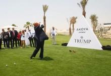 Un complejo de golf de Dubái retira el nombre de Trump tras sus últimos comentarios xenófobos