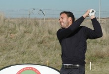 David Borda lidera en la Escuela de Clasificación del Asian Tour. Jordi Gª del Moral también en Top 10