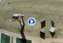 Trick Shots en estado puro: los Bryan Bros. eligen sus 10 mejores trucos del año (VÍDEO)