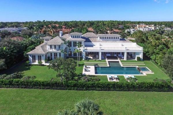 Casa en venta de Lee Westwood en Florida. Foto: realtor.com