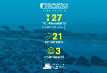 El Challenge anunció su calendario 2016. El Circuito recorrerá 21 países con 27 eventos, dos en España