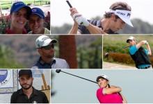 Los golfistas madrileños también hicieron su carta a los Reyes. Esta es la lista de deseos para 2016