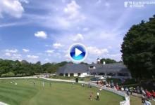 Joburg Open (Sudáfrica): Estos fueron los 5 golpes destacados en su última jornada -domingo- (VÍDEO)