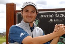 Jordi Gª del Moral y David Borda, con pie y medio en la gran final de la Escuela del Asian Tour