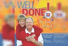 Jack&Bárbara Nicklaus publican un libro de recetas con fines benéficos a favor de su fundación infantil