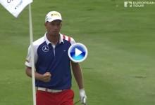 Joburg Open (Sudáfrica): Estos fueron los cinco golpes destacados en su primera jornada (VÍDEO)
