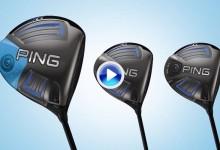 Conozca la nueva y revolucionaria Serie G de PING. Así son sus drivers y hierros (VÍDEO)