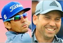 Cabrera-Bello y Sergio García brillan en Doral y asaltan el Top 10 en la fiesta adelantada de McIlroy