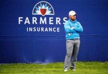Choi y Brown comandan un Farmers cargado de emoción. 16 golfistas en solo 3 golpes (Incl. VÍDEO)
