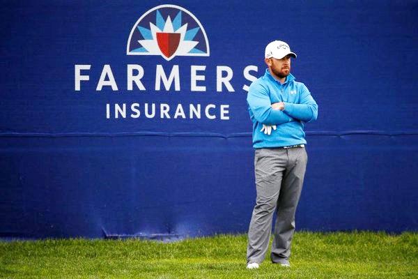 Scott Brown en el Farmers. Foto: @PGATOUR