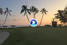 Sony Open (Hawai): Estos fueron los golpes destacados en su segunda jornada -viernes- (VÍDEO)