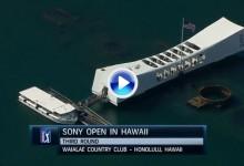 Sony Open (Hawai): Estos fueron los golpes destacados en su tercera jornada -sábado- (VÍDEO)