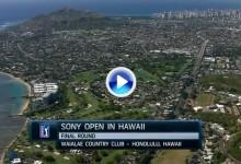 Sony Open (Hawai): La victoria del argentino Fabián Gómez en el resumen de la última jornada (VÍDEO)
