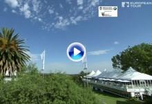 Sudáfrica Open (Ekurhuleni): Resumen de los golpes destacados en su segunda jornada (VÍDEO)