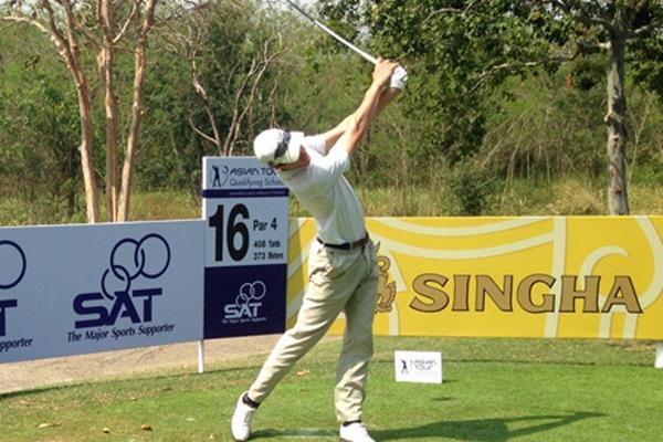 Toni Ferrer. Foto Federacion Balear de Golf