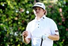Brandt Snedeker y Zac Blair lideran en Honolulu. Una docena de golfistas en un margen de 5 golpes