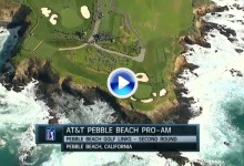 AT&T Pebble Beach (J2): Resumen con los mejores golpes – Celebridades y Pros- de la jornada (VÍDEO)