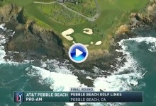 AT&T Pebble Beach (J4): La gran victoria de Vaughn Taylor en el resumen de la ronda final (VÍDEO)